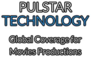 PULSTAR TECHNOLOGY Global Coverage for Movies Productions
